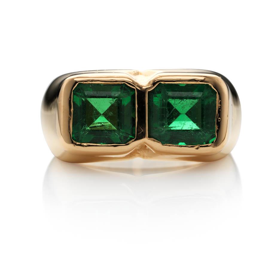 Shani Emerald: Astrology Rings, Precious Gems, Astrology Rings For Vedic Astrology