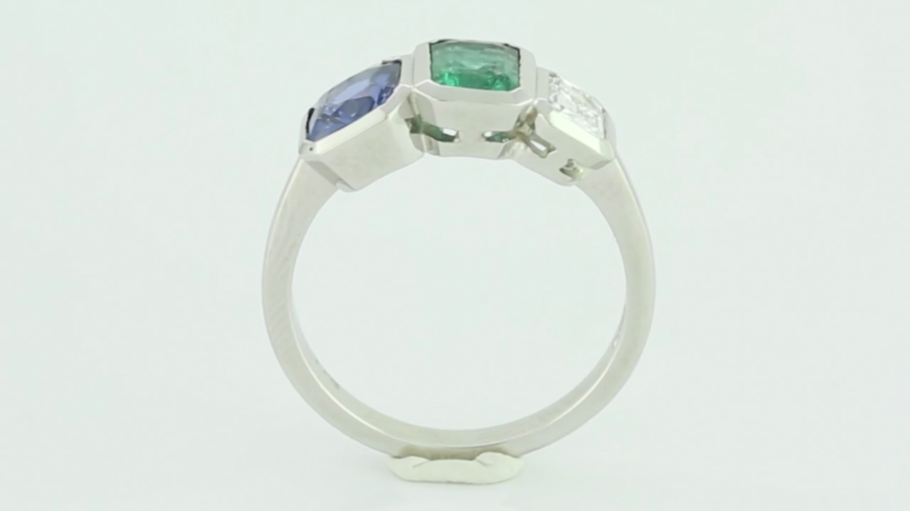 Power Of Emerald Ring
