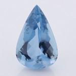 Aquamarine Pear Shape