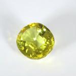 Golden Yellow Sapphire Oval Cut Shape Loose Stone