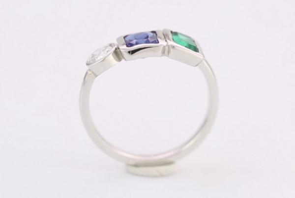 Trilogy Ring Power Ring