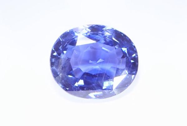 Blue Sapphire Oval Cut
