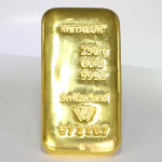 Gold Bar Solid Gold Cure