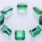Collection of Green Sapphires