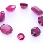 Collection of Red Sapphires
