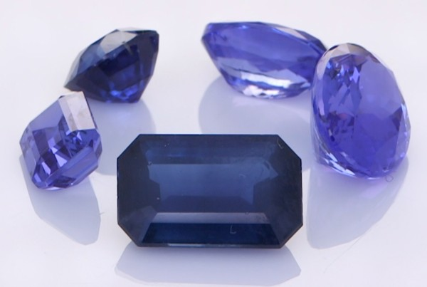 Collection of Blue Sapphire