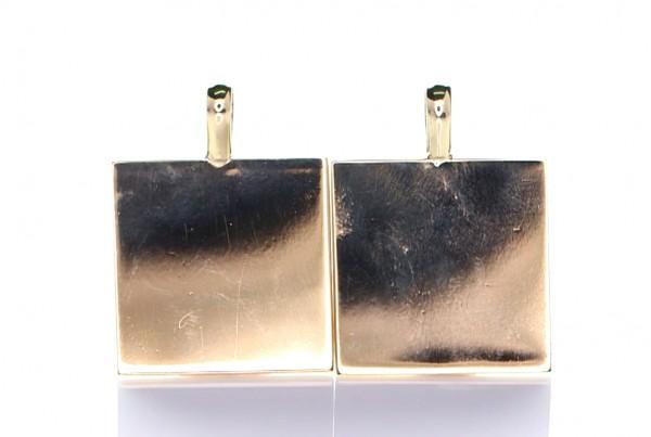 Two Golden Pendants