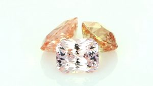 Collection Of Padparadscha Sapphires