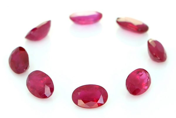 Collection Of Rubies