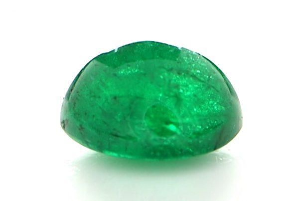 Green Sapphire Cabochon