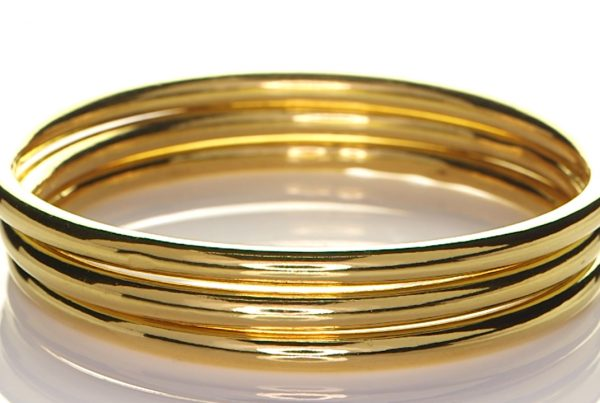 Three Golden Bangles
